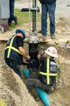 Live valve install san antonio
